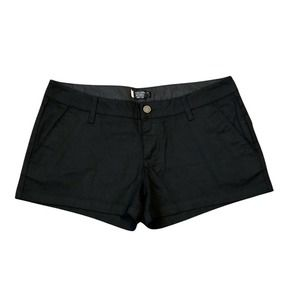 NEW Volcom Black Shorts 7 BAIA PARK Frochickie
